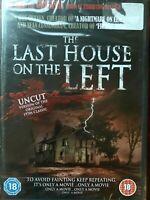 Last Casa On The Sinistro DVD 1972 Horror Uncut Video Cattivo Classico Nuovo
