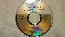 COMPILATION - PROMO WEA FOR RADIO ( MACGOWAN ALPHAVILLE SEAL...). CD