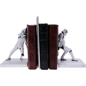 Stormtrooper Bookends - Officially Licensed - Star Wars Book End Figurine 18.5cm