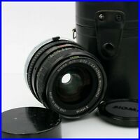 SIGMA 28mm f2.8 CANON FD mount vintage obiettivo lente manual lens 80s old