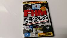 FHM Presents Here Come The Mentalists - DVD **Free Postage** (Extreme Sports)