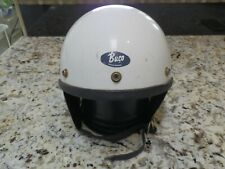 Vintage Buco Very Nice Old School Traveler Helmet Adjustable Size