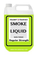 5 Litres GREEN Smoke Machine Fluid Juice Liquid Fog Mist DJ 5L Regular Medium 1