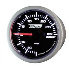 Turbosmart 52mm coche mecánica Turbo Boost Gauge 0-30 Psi