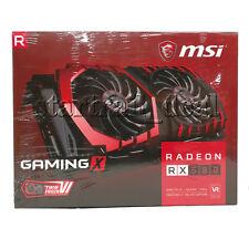 MSI Radeon RX 580 8G DirectX 12 GAMING X 8G R580GX8 Ethereum ZCash Monero Mining