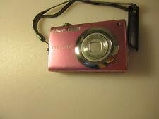 nikon coolpix camera   s4000      b1.82