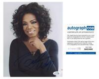 Oprah Winfrey AUTOGRAPH Signed 8x10 Photo M ACOA