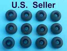 12 Large for Motorola S11 S-11 FLEX replacement earbuds eargel eartips