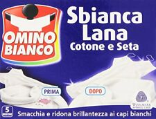 Detergenti e panni per la pulizia e il bucato