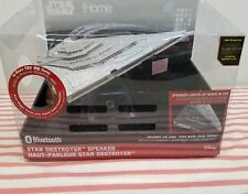 iHome Star Wars Star Destroyer; Bluetooth Speaker