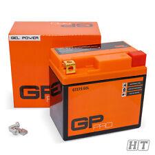 Batterie 12V 6Ah Gel Batterie GP-Pro GTZ7S ähnl. YTZ7S / CTZ7S wartungsfrei