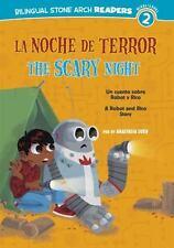 La Noche de TerrorScary Night: Un cuento sobre Robot y RicoA Robot and-ExLibrary