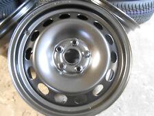 Stahlfelgen gebraucht 9535 VW/Audi/Seat/Skoda 16 Zoll schwarz 6x16 ET50 5/112