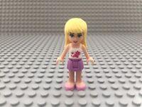 Lego Friends Stephanie minifigure from set 3930 (frnd002)