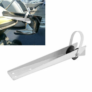 390mm Stainless Steel New Self-Launching Bow Anchor Roller for Boat Yacht
