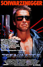 "The Terminator ( 11"" x 17"" ) Movie Collector's Poster Print (T1)  - B2G1F"