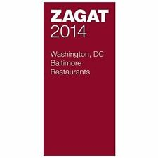 2014 Washington DC/Baltimore Restaurants (Zagat Washington Dc/Baltimore Restaura