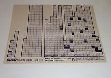 Microfich Catalogo parti di ricambio FIAT TEMPRA mq/93 (1370 - 1580) Stand 03/1993