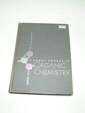 A Short Course In Organic Chemistry Harold Hart Robert D Schuetz