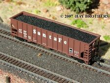 Hay Brothers LOW FLOOD COAL LOAD - Fits ATLAS & LIFE-LIKE 90-Ton 3-Bay Hoppers