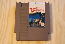 Maniac Mansion pour NES