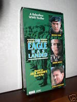 The Eagle Has Landed (VHS, 1999)