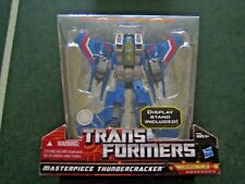 Transformers MASTERPIECE Thundercracker MISB