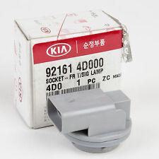 Genuine OEM Kia Turn Signal Lamp Socket (Front) for Sedona, Rio 92161-4D000