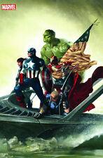 The Avengers (V3) #8 COLLECTOR ED° CommNeuf TL 1300 ex super héros BD comics USA