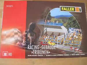 Faller H0 141071 Tribünen  mit OVP + Anleitung alles wie neu