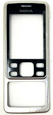 Nokia 6300 Front Cover Housing Fascia Lenses Cellphone Replacement Original