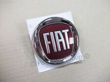 NEU Original Fiat Punto Evo 2009- Frontgrill Abzeichen Emblem 735578440