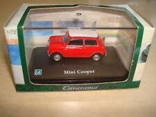 Véhicules miniatures rouge pour Mini Cooper
