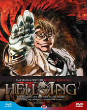 Hellsing Ultimate Vol. 5 Ova 9-10 (Blu-Ray + Dvd) DYNIT