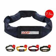 LOOPMAXX Workout Loop Gewichtsgürtel Krafttraining Fitness Workout 7,5 kg