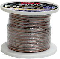 New! 18 Gauge 500 ft. Spool of High Quality Speaker Zip Wire Speaker Wire