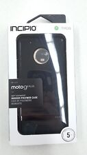 Incipio - NGP Case for Motorola Moto G5 Plus (5th Gen) - Black New
