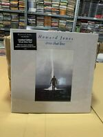 Howard Jones LP Cross That Line Silver Vinyl 140 GM 2020 Versiegelt