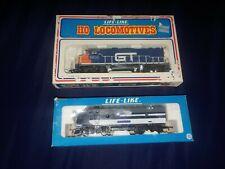 Life-Like Ho Locomotives Wabash 609 And GT 5808
