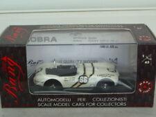 BANG COBRA ford 8 V SPYDER - 421 LAGUNA SECA 1:43 AUTO MODELLO