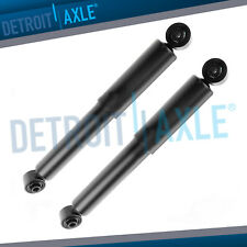 Set (2) Rear Shocks for Chrysler Town & Country Voyager Dodge Grand Caravan