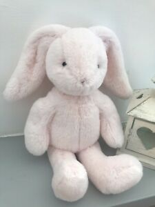 MOTHERCARE PINK SNUGGLE BUNNY SOFT TOY