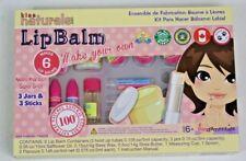Kiss Naturals Lip Balm Making Kit All Natural DIY