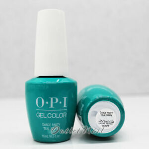 OPI GelColor NEON Collection Spring / Summer 2020 Gel Polish > Choose ANY 1