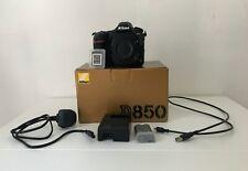 Nikon D850 + Card XQD (Perfect condition)