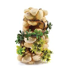 "Classic Sandstone Column 6"" Aquarium BIORB Ornament"