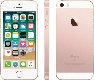 Apple iPhone SE16GB 32GB 64GB 128GB Unlocked IOS Cellphone Smartphone