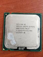 Intel Core 2 Extreme QX6800 2.93GHz 8M 1066 LGA775-second hand CPU Processorr