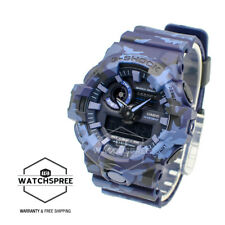 Casio G-Shock Camouflage Patterns Special Color Model Watch GA700CM-2A