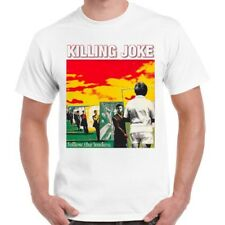 Killing Joke Follow The Leaders Retro T Shirt 1753